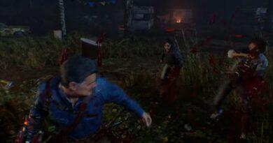 Evil Dead: The Game отложена до 2022 года