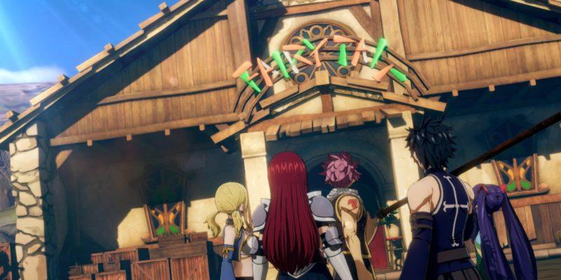 Гайд по Fairy Tail: ранги и сооружения гильдии