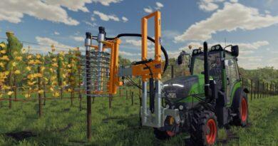 В Farming Simulator 22 появился первый трейлер сырого геймплея