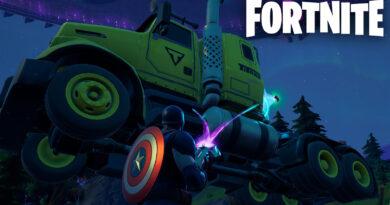 Как получить Grab-itron в Fortnite