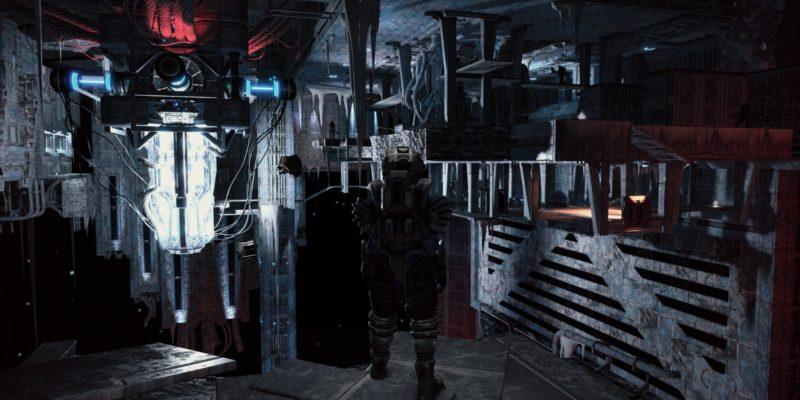 Руководство Hellpoint: где найти костюм EVA