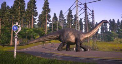 Jurassic World Evolution 2 выйдет на gamescom 2021