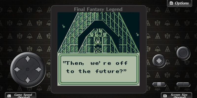 Сборник игр SaGa Final Fantasy выйдет на ПК