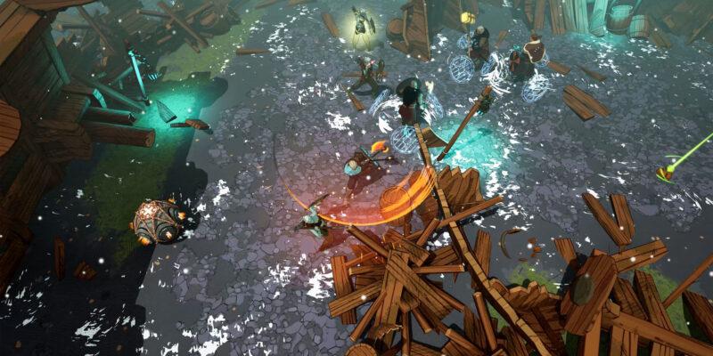 Tribes of Midgard - руководство по фрагментам, случайным событиям и квестам