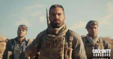 Все известные персонажи кампании Call of Duty: Vanguard
