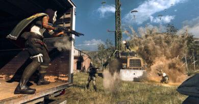 Лучшее полуавтоматическое навесное оборудование Call of Duty: Warzone TEC-9