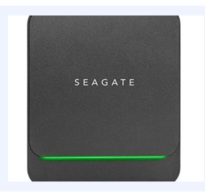 Seagate Barracuda Fast SSD 1 ТБ