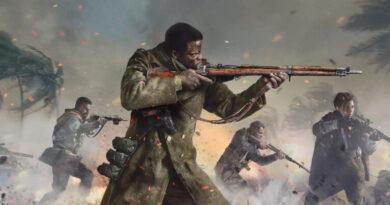 Четыре студии работают над Call of Duty: Vanguard вместе с Sledgehammer