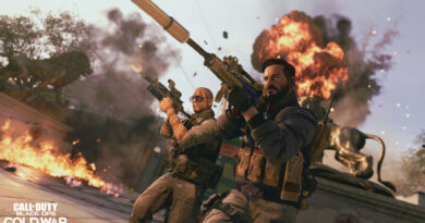 Вот примечания к патчу для обновления 5 сезона Call of Duty: Black Ops Cold War