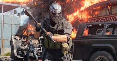 Как разблокировать холодное оружие Булавы в Call of Duty: Black Ops Cold War