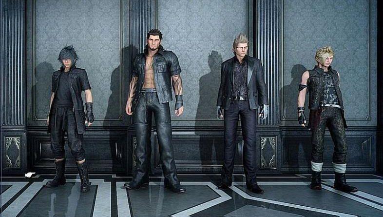 Final Fantasy XV Лучшие персонажи (рейтинговые)