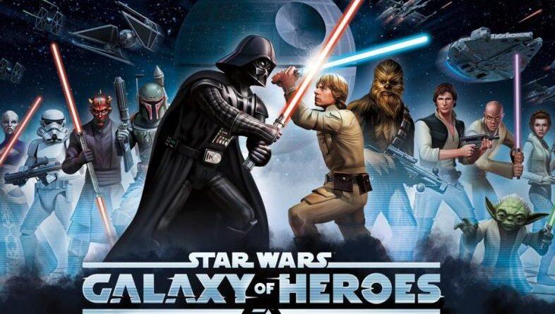 [Top 10] Star Wars: Галактика героев: лучшие персонажи