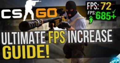[Top 10] Лучшие настройки CSGO для высокого FPS