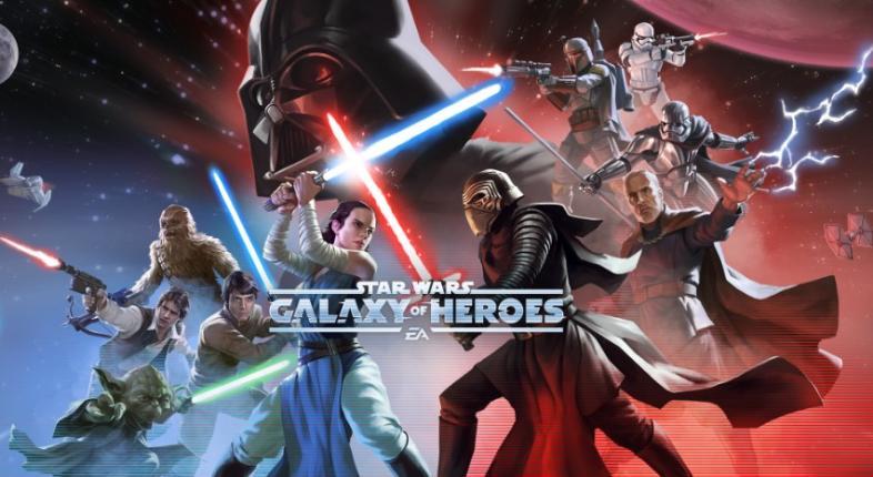 [Топ 10] Звездные войны: Галактика героев: лучшие команды