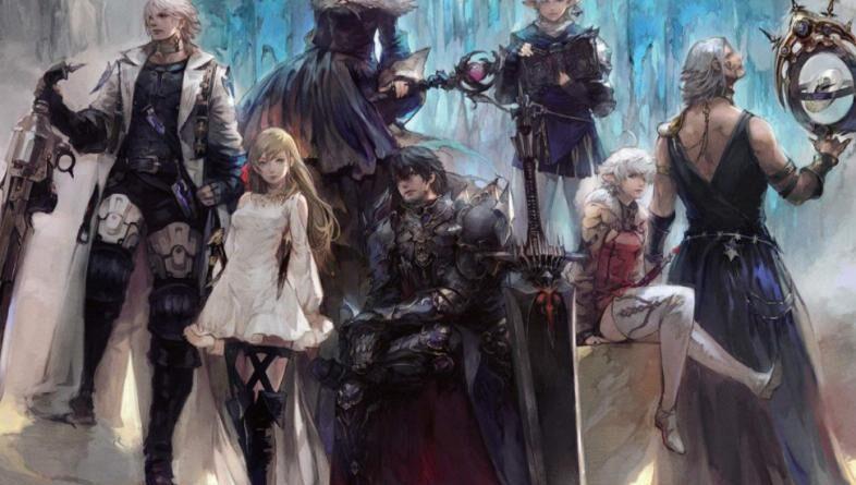 Лучший сольный класс Final Fantasy XIV
