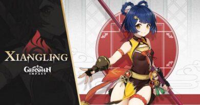 [Топ 5] Лучшие сборки Genshin Impact Xiangling