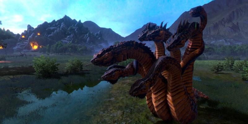 Total War Saga: Troy - Mythos - руководство по набору и экспедиции на Гидру