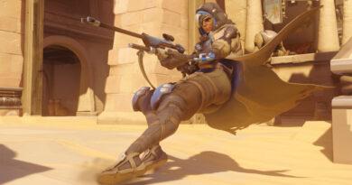 Игрок Overwatch совершает командное убийство одной гранатой Аna