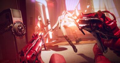 Deathloop: как получить автоматическое золотое оружие Постоянства