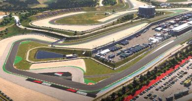 Патч 1.10 F1 2021 представляет Портимао, Гран-при Португалии