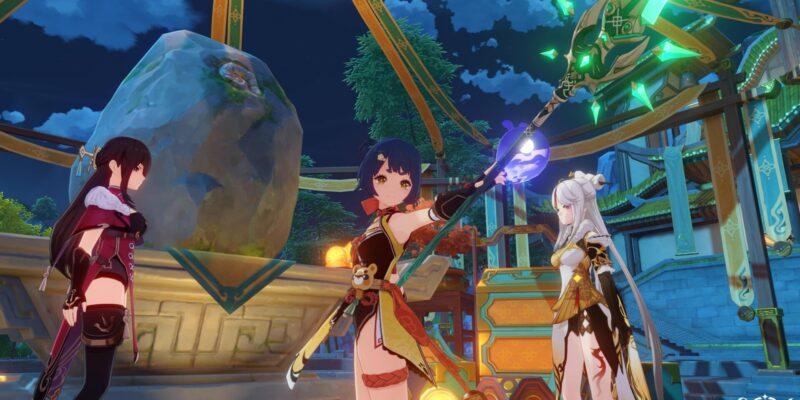 Genshin Impact: как заработать Праздничную лихорадку Лунного веселья