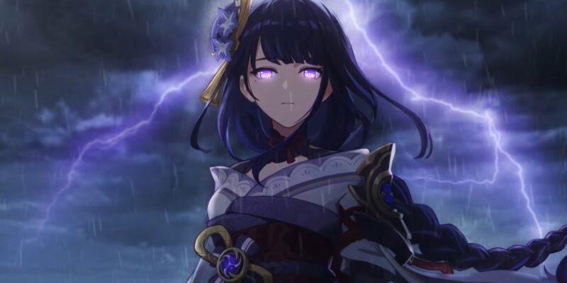 Genshin Impact: руководство Raiden Shogun Baal - оружие, артефакты и таланты