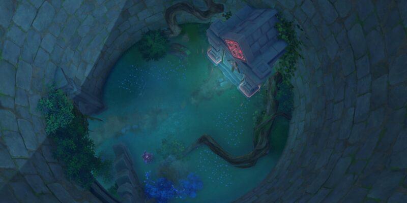 Genshin Impact: бассейн Суйгецу - разблокируйте дворец в домене у бассейна
