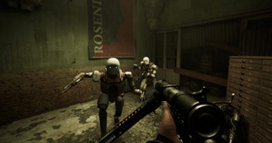 Атмосферный шутер «Lynchian» Industria выйдет в Steam в конце сентября