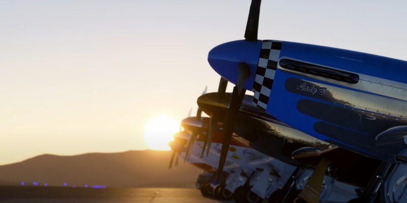 В ноябре в Microsoft Flight Simulator появится новое дополнение к воздушным гонкам