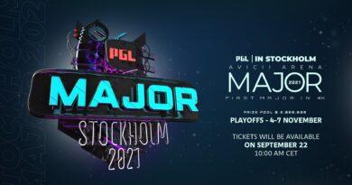 PGL подтвердили, что мейджор CS: GO пройдет в Стокгольме