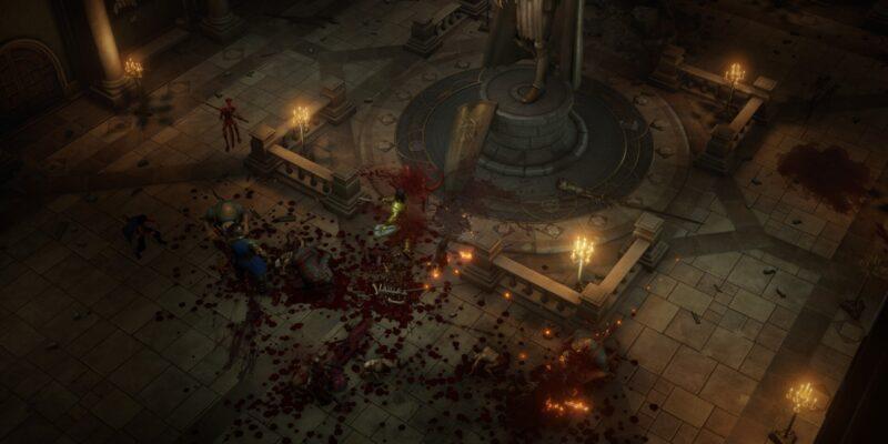 Pathfinder: Wrath of the Righteous - гайд по загадке статуи Серого Гарнизона