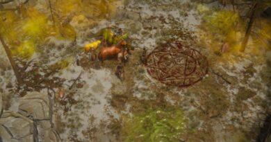 Pathfinder: Wrath of the Righteous - Гайд по Улыбке Прокаженного