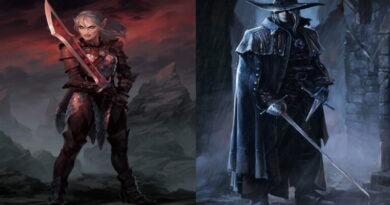 Pathfinder: Wrath of the Righteous - лучшие классы для выбора