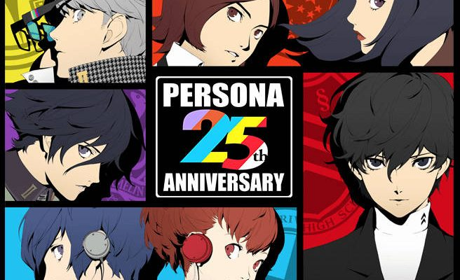 Atlus анонсирует новые Persona к 25-летию