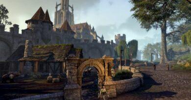 В Elder Scrolls Online представлена технология Nvidia DLAA для лучшего сглаживания