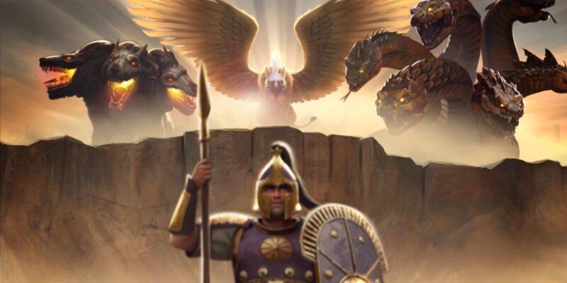 Total War Saga: Troy - Mythos - Как нанимать мифологических монстров с помощью Mythic Expeditions