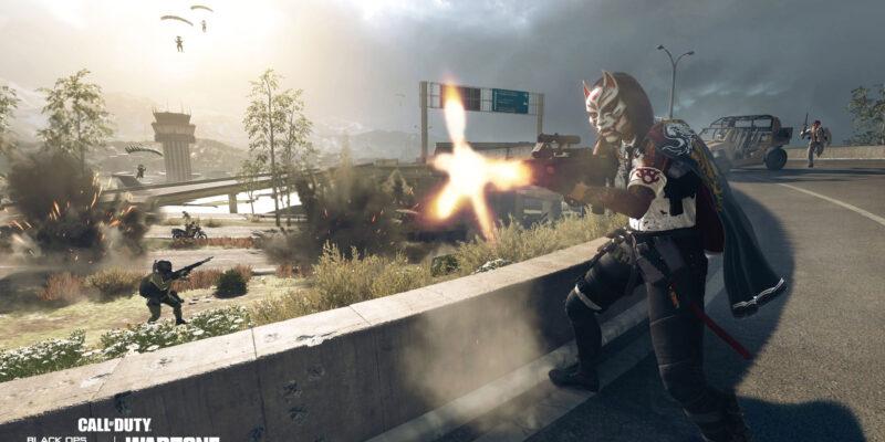 Call of Duty: боевые луки Warzone вызывают ошибку игры
