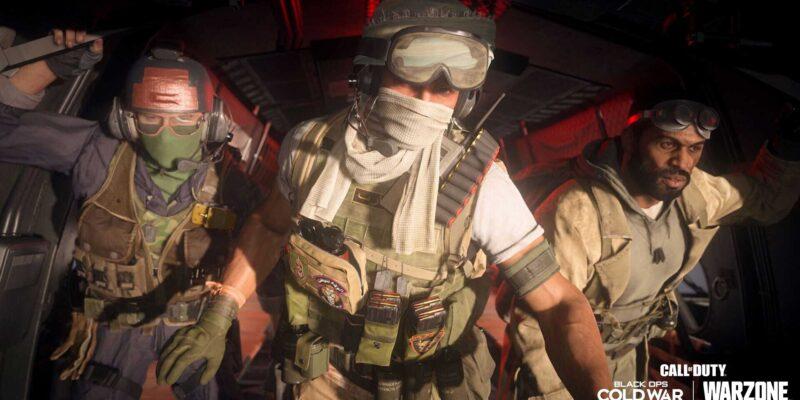 Ошибка убийства Warzone позволяет убивать до начала матчей