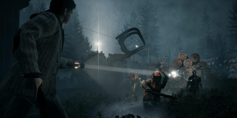Alan Wake Remastered будет поддерживать Nvidia DLSS при запуске