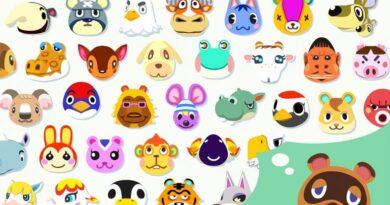 Animal Crossing New Horizons Самые красивые жители деревень
