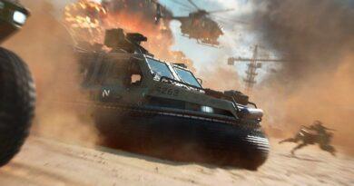Battlefield 2042 отложен до ноября, в этом месяце появится больше информации об открытом бета-тестировании