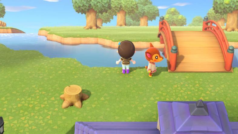 Animal Crossing New Horizons Лучшие мосты