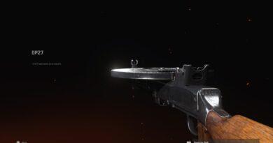 Лучшее снаряжение DP27 в Call of Duty: Vanguard