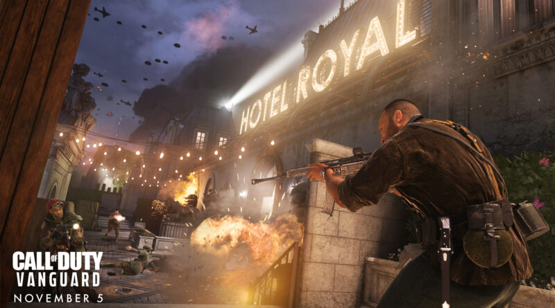 Вот все карты в Call of Duty: Vanguard