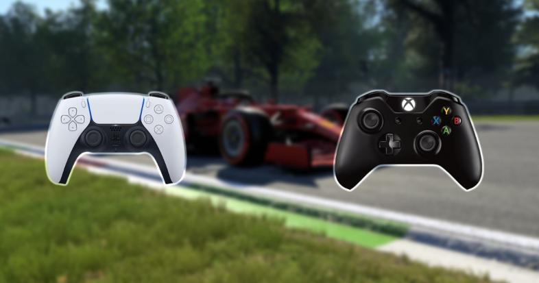 F1 2021 Лучшие настройки контроллера, которые дают вам преимущество
