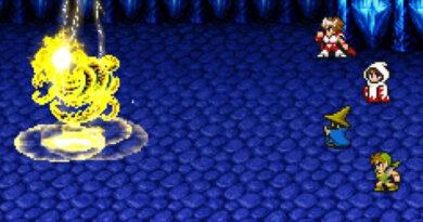 Final Fantasy Pixel Remaster получает исправление шрифта для улучшения читаемости