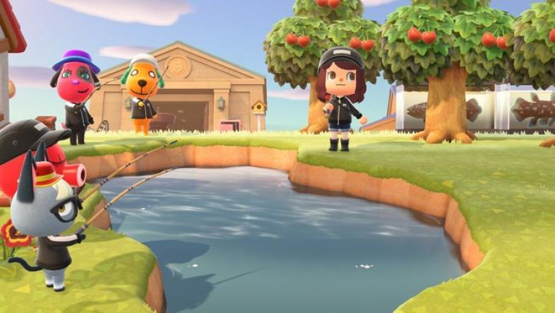 Animal Crossing: New Horizons Лучшая рыба