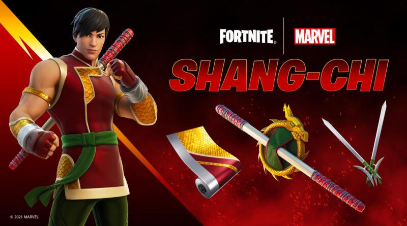 Наряд Marvel в стиле Шан-Чи теперь доступен для покупки в Fortnite