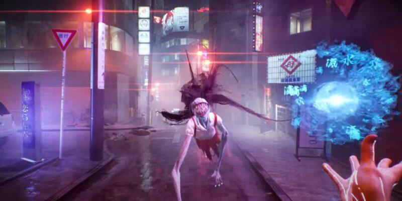 Ghostwire: Tokyo получает новый захватывающий трейлер игрового процесса