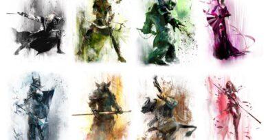 Guild Wars 2 Список лучших бойцов